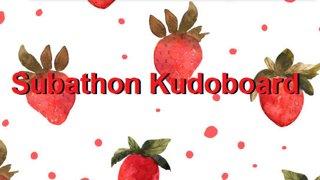 Kudoboard~~!!