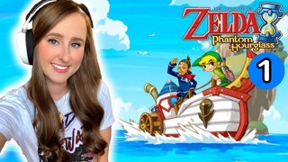 The Legend of Zelda: Phanton Hourglass - Part 1