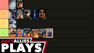 Easy Allies Tiermaker - May 2021