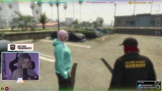 Cop reaction to nofans