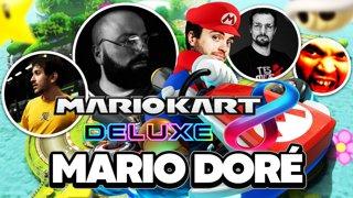 Tournoi MarioKart des nuls (PB : 169), je suis un Mario doré maintenant