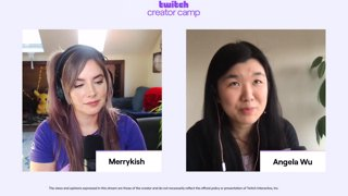 Twitch Analytics Basics with MerryKish and Angela!