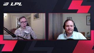 IG vs. OMG | FPX vs. LNG  - Week 5 Day 4 | LPL Spring Split (2021)