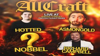ALLCRAFT - WOW LEGION LORE ft. Nobbel87,Asmongold,Hotted & Rich