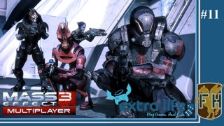 Mass Effect 3 Multiplayer || Extra Life 2018 (Live Stream) #11