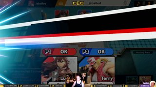 Highlight: Jebailey (Terry) bodies JuicyDuelist (Lucina)