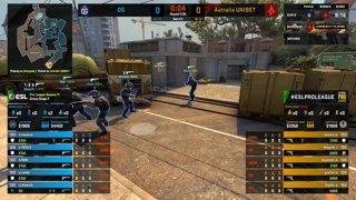 CS:GO - Astralis UNIBET vs. OG [Overpass] Map 2 - ESL Pro League Season 11 - Stage 2