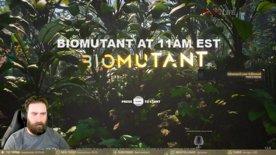 Biomutant Gameplay