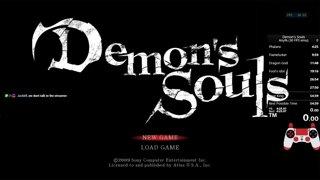 Demon's Souls Any% emu 30 FPS (49:04 IGT)
