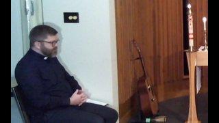 Rev. Andrew Rampton's Sermon