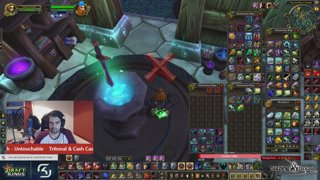 how to beat rogue druid as warr shaman