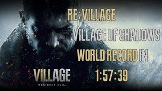RE: Village | NG Village of Shadows in 1:57:39 (RTA No Load)