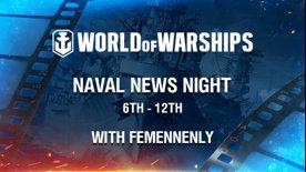 [EN] Naval News Night with Femennenly