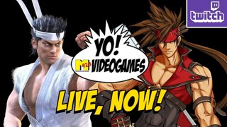 Guilty Gear Classics X YoVideogames & VF Later!? !ads !nzxt (6-5)