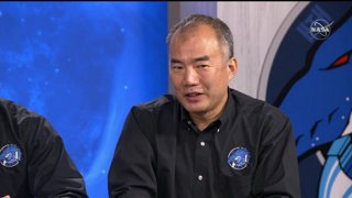 Update on Next SpaceX Crew Mission to the International Space Station