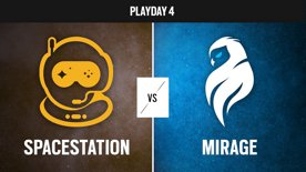 Spacestation vs. Mirage   R6 NAL 2021 - Stage 2 - Playday 4