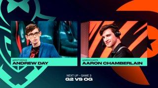 OG vs. G2 | Playoffs Round 3 | LEC Spring | Origen vs. G2 Esports (2020)