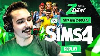 Qui va TUER son Sims le plus rapidement ? #ZEVENT2020