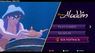 Aladdin Full Playthrough