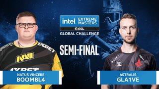 CS:GO - Natus Vincere vs. Astralis [Train] Map 3 - IEM Global Challenge 2020 - Semi-final