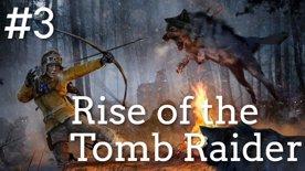🏹 Dokončujeme hru a pak  DLC 🎯 Rise of the Tomb Raider #3