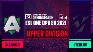 Dota2 - Vikin.gg vs. Alliance - Game 1 - DreamLeague Season 14 DPC: EU - Upper Division