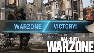 call of duty warzone victory logo png