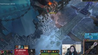 Imaqtpie (the king) 1v1 Hi im gosu