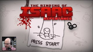 Why Cant I Hold All These Knives (TBOI Repentance 245)