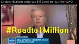 Lindsey Graham endorses Bill Gates