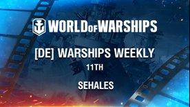 [DE] World of Warships mit Sehales, ColiaSolo & Xairen