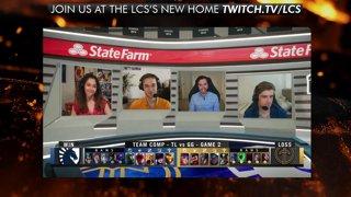 LCS Playoffs: Team Liquid vs. Golden Guardians