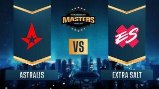 CS:GO - Astralis vs. Extra Salt [Nuke] Map 1 - DreamHack Masters Spring 2021- Group B