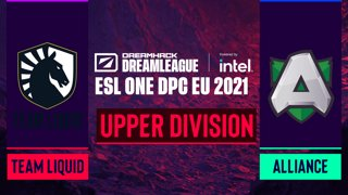Dota2 - Team Liquid vs. Alliance - Game 1 - DreamLeague Season 14 DPC: EU - Upper Division