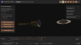 NASA's Eyes on Cassini