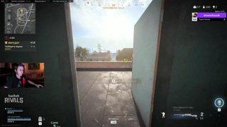 Twitch Rivals Call of Duty: Warzone EMEA Showdown