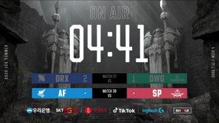 DRX vs. DWG - AF vs. SP [2020 LCK Summer Split]
