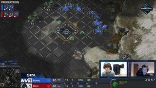 RERUN: Trap vs. Rogue - DH SC2 Masters 2020: Last Chance 2021 - Group B