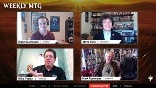 Weekly MTG: M21 Previews!