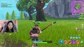 Highlight: Clutching a 1 v 1 v 2 in Fortnite Duos