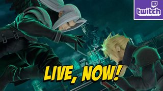 SEPHIROTH HAS LANDED - Boss Fight - Music - Matches & More (12-17) !ads !nzxt