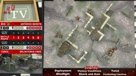 Warcry – Untamed Beasts vs Splintered Fang Battle Report