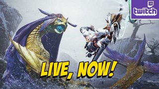 WE RISE - Monster Hunter HUNTIN' Day 4★ (3-28) !ads !nzxt