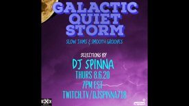 Highlight: GALACTIC QUIET STORM (GQS) 8.6.2020