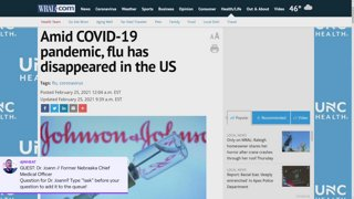 2/26/2021 // COVID19/Current Events - Guest: Dr. Joann