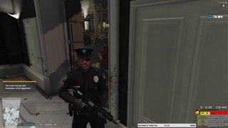 Abdul hard police justice