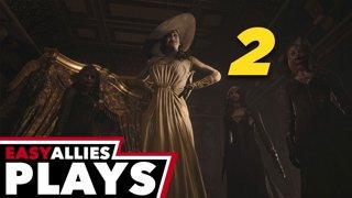 Huber and Kyle Resident Evil Village Full Playthrough (Pt. 2)