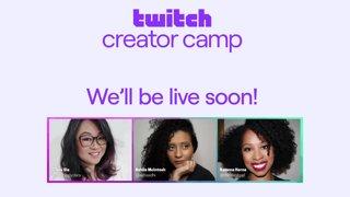 Highlight: Creator Camp: Work/Life Balance with SeriouslyClara, AshSaidHi, and TheBlerdGurl