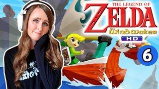 The Legend of Zelda: The Wind Waker HD - Part 6
