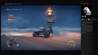 Mad Max Gameplay Prt2